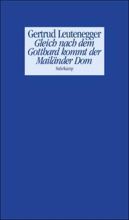 Gleich nach dem Gotthard kommt der Mailänder Dom