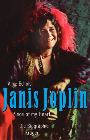 Janis Joplin. Piece of My Heart