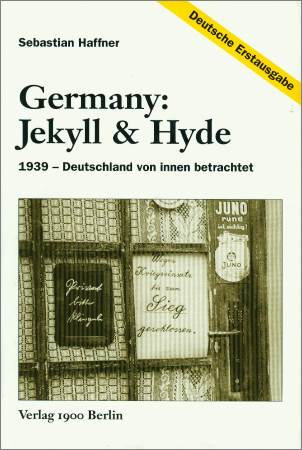 Germany. Jekyll & Hyde
