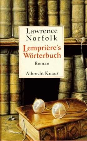 Lemprière's Wörterbuch