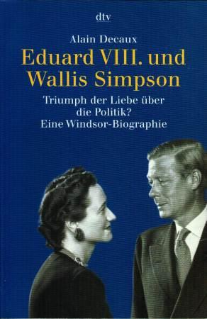 Eduard VIII. und Wallis Simpson
