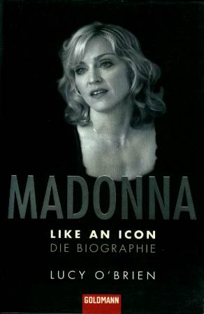 Madonna. Like an Icon
