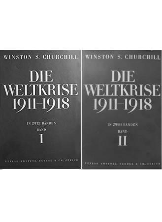 Die Weltkrise 1911 – 1918