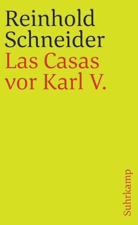 Las Casas vor Karl V.